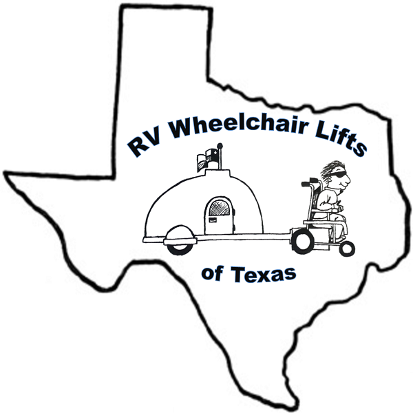 RV Wheelchair Lifts of Texas Logo